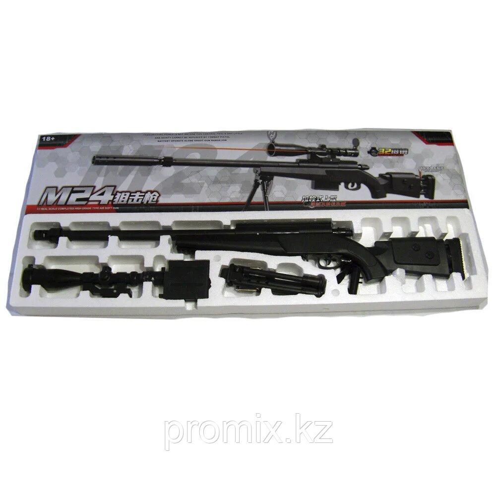 Игрушечная снайперская пневматическая винтовка 8811A