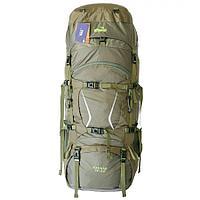 Рюкзак туристический Tramp Ragnar 75+10 темно-зеленый