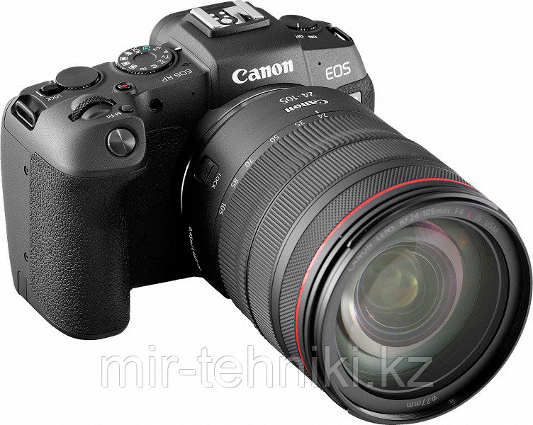 Фотоаппарат Canon EOS RP kit EF 24-105mm f4 L IS USM II+  Mount Adapter Canon EF-EOS R