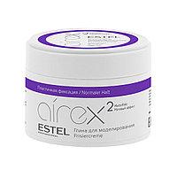 Глина AIREX для моделирования волос с матовым эффектом Пластичная фиксация 65 мл
