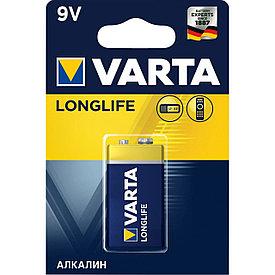 Батарейка VARTA Longlife 9V Крона 6LR61