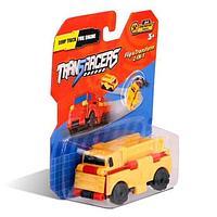Flip Cars Машинка-трансформер 2 в 1 Самосвал и Пожарная Машина
