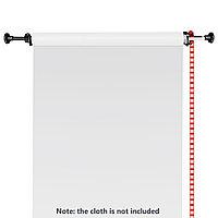 Роликовое крепление для 1 фона . Универсальные 3в1 \ на стойки/стену/потолок