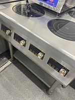 Индукционные плиты 4 конфорки
