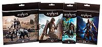 Фломастеры Hatber VK 18 цветов - Assassins Creed