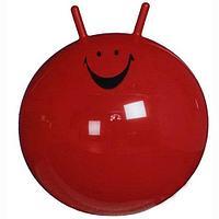 Мяч-прыгун , диаметр 55см, красный