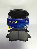 Kолодки тормозные передние (Hyundai Sonata (R16) >10, Tucson (R16) >10, Kia Sportage (R16) >10)