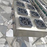 Газовая плита 6 конфорочная для приготовления пищи