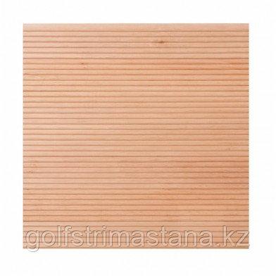 Вагонка 'ВОЛНА' Ольха, кат. А, 15х83(78) мм, (2,1 м)