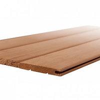 Вагонка Канадский кедр ПЕСТРЫЙ, 11х90(80) мм, (2,4-3,6 м), фото 1