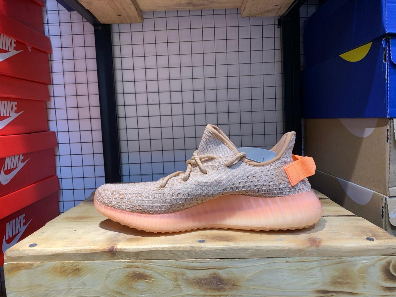 Кроссовки Adidas Yeezy Boost 350 V2 Clay - фото 3