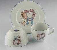 Набор детской посуды 3 пред. Rita Bohemia