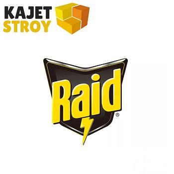 Средства против насекомых Raid