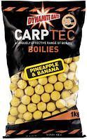 Бойлы тонущие Dynamite Baits CarpTec 1 кг. 15 мм (DY1163=Pineapple & Banana)