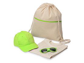 Набор для прогулок Shiny day, XL, зеленое яблоко