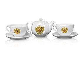 Чайный набор Россия