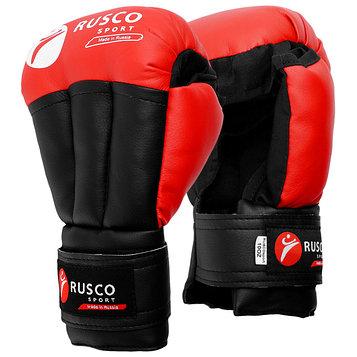 Перчатки для Рукопашного боя RUSCO SPORT  6 OZ цвет красный
