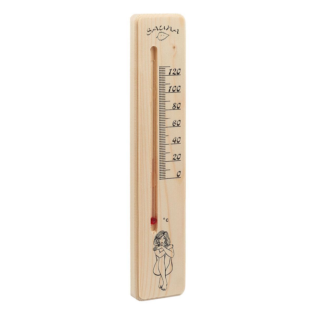 "Жидкостный Термометр для бани ""Сауна леди"""