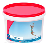 Препарат для понижения уровня рН Pool Doktor (гранулы) 5 кг