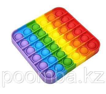 Поп Ит Pop It fidget toy 3D квадрат