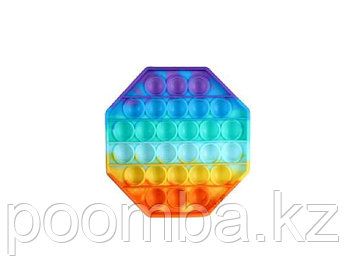 Поп Ит Pop It fidget toy 3D шестиугольник