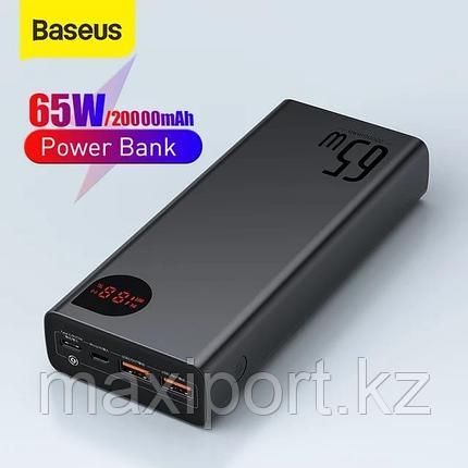 Powerbank Baseus 20000mAh  65W, фото 2