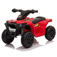 PITUSO Электроквадроцикл 6V/4.5Ah,20W*1,колеса пластик,свет,муз.,амортиз.,68*42*45 см,Красный/RED, фото 1