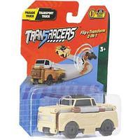 Flip Cars Машинка-трансформер 2 в 1 Парадный грузовик и Автоцистерна