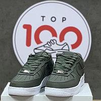 Кроссовки Nike Air Force 1 Хаки
