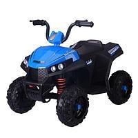 PITUSO Электроквадроцикл 6V/4.5Ah*2,40W*2,колеса EVA,MP3.,кож.сид.,амортиз.,86*56*66 см,Синий/BLUE, фото 1