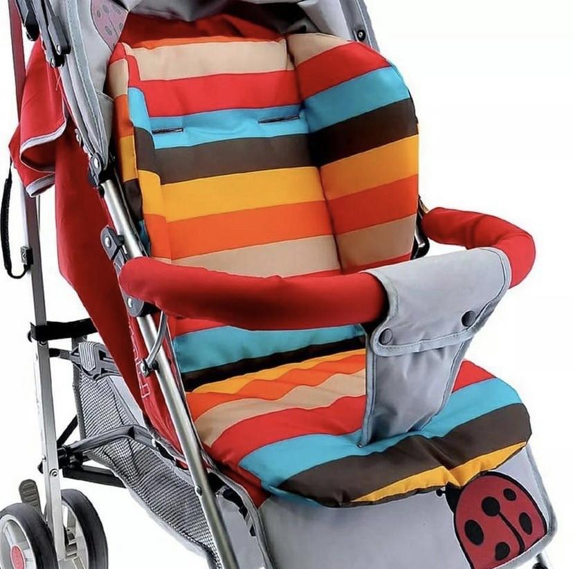 Матрасик в коляску и на стульчик для кормления.