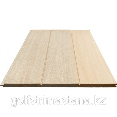 Панели абаши широкие, 16х150 (140) мм, профиль-STS (2-3 м)