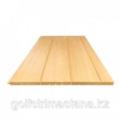 Панели абаши 18х140 (128) мм, кат. А, (1,65-3,65 м)