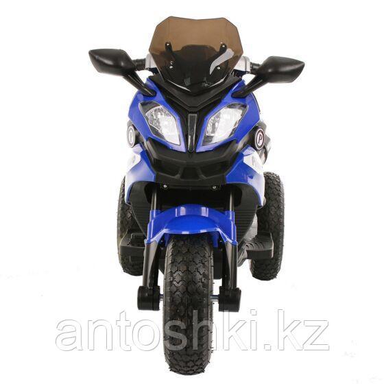 PITUSO Электромотоцикл HLX2018/2, 12V/7Ah*1,колеса надув.,108х46х76 см, Blue/ Синий (музыка,свет) - фото 3