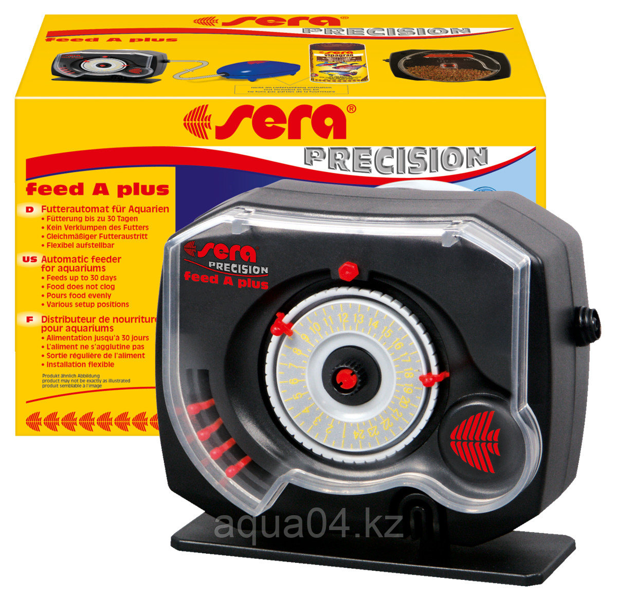SERA feed A plus (Автоматическая кормушка)