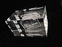 Награды из стекла с гравировкой