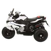 PITUSO Электромотоцикл HLX2018/2, 12V/7Ah*1,колеса надув.,108х46х76 см, White/Белый (музыка,свет), фото 1
