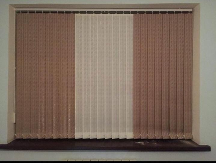 Жалюзи вертикальные горизонтальные ролл шторы день ночь - фото 7
