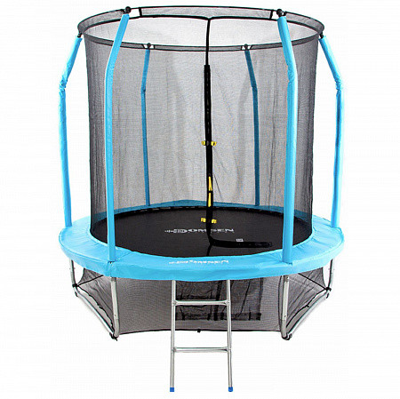 Батут Domsen Fitness Gravity MAX 8FT (Blue)