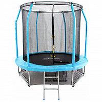 Батут Domsen Fitness Gravity MAX 8FT (Blue), фото 1