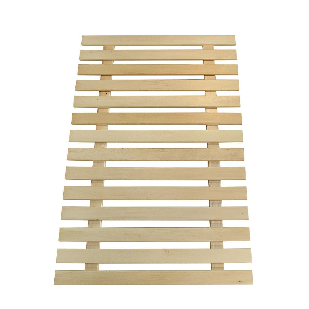 Решетка напольная деревянная, 100х70х3см