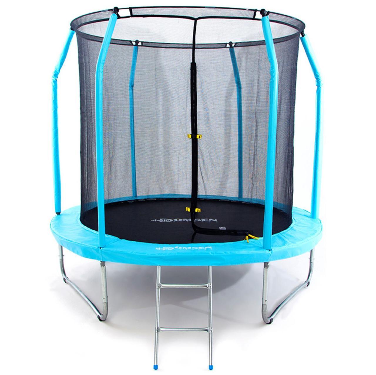Батут Domsen Fitness Gravity 10FT (Blue)