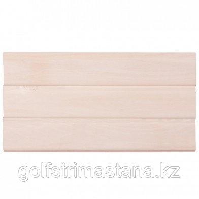 Вагонка Липа, кат. Premium, 13х100(90) мм софтлайн (1-1,9 м)
