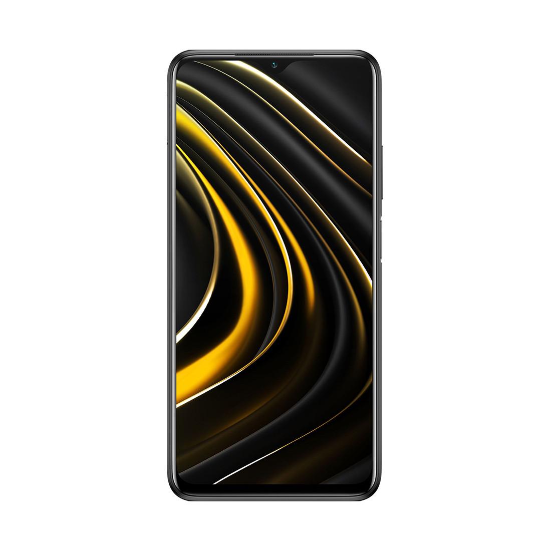 Мобильный телефон Poco M3 64GB Power Black - фото 1
