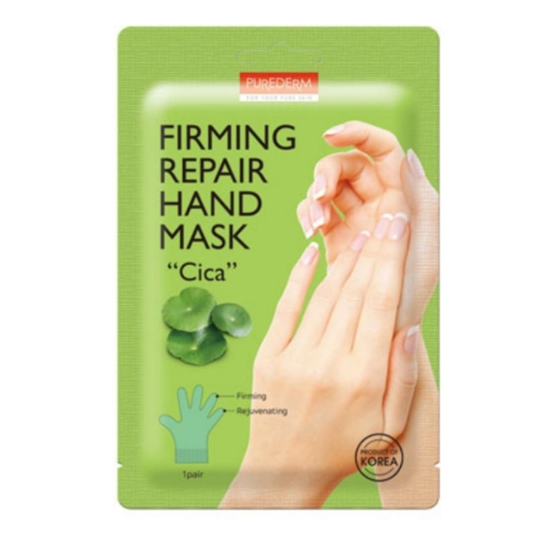 Маска для рук HAND MASK Firming repair 1 pair (PUREDERM)