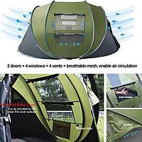 Автоматическая палатка Iger для кемпинга на 3 человека