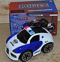 RE210-1 Police 3d машина (муз,свет,движение) 17*10см, фото 1