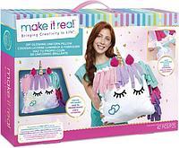 Набор для творчества MAKE IT REAL Подушка Единорог с подсветкой Unicorn Light Up Pillow