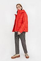 Куртка женская Finn Flare, цвет красный, размер XL