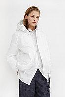 Куртка женская Finn Flare, цвет белый, размер XL